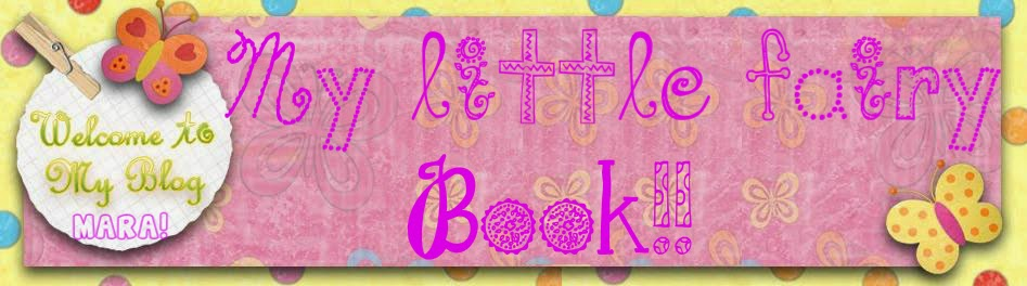 My little fairy book!!