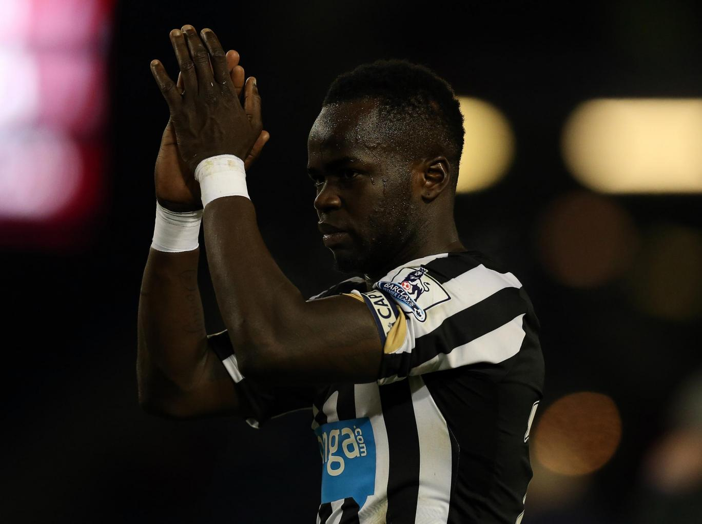 Cheick Tiote dead: Collapses During Beijing Enterprises Training Session