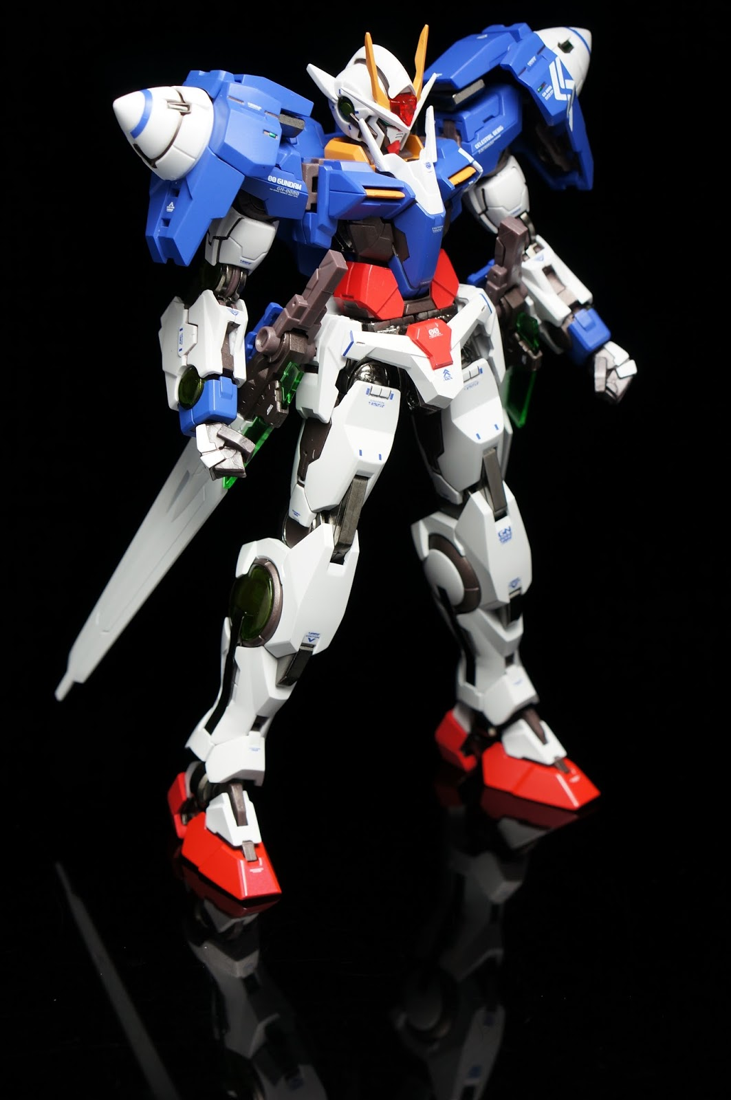 Gary Charm 魔術師的玩具 Blog : Gundam 00 @ Metal Build