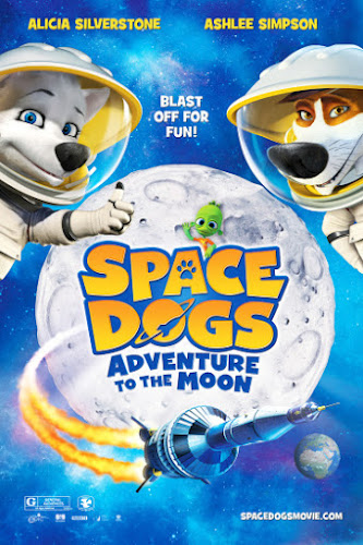 Space dogs 2: Adventure to the Moon สเปซด็อก 2 น้องหมาตะลุยดวงจันทร์
