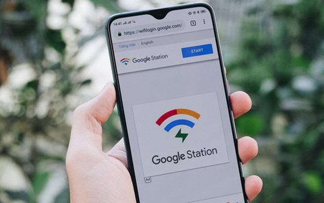 Trải nghiệm dịch vụ Wi-Fi miễn phí được Google cung cấp tại Việt Nam