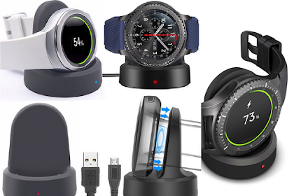 How to Charge Gear S3 Tutorial Tips and Tricks