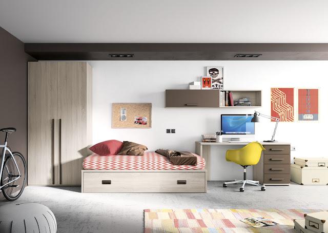 habitaciones juveniles camas nido valencia