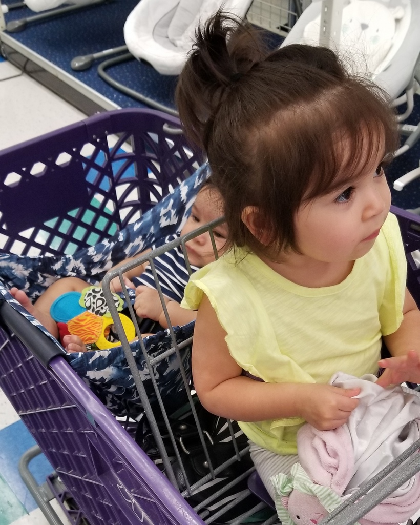 Shopping with Two under Two + Four Month Update