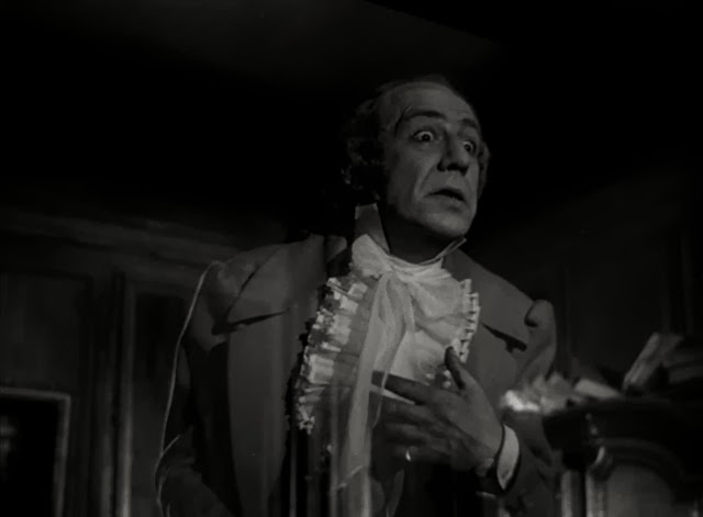 michael hordern as marleys ghost in a christmas carol 1951 - Christmas Carol 1951