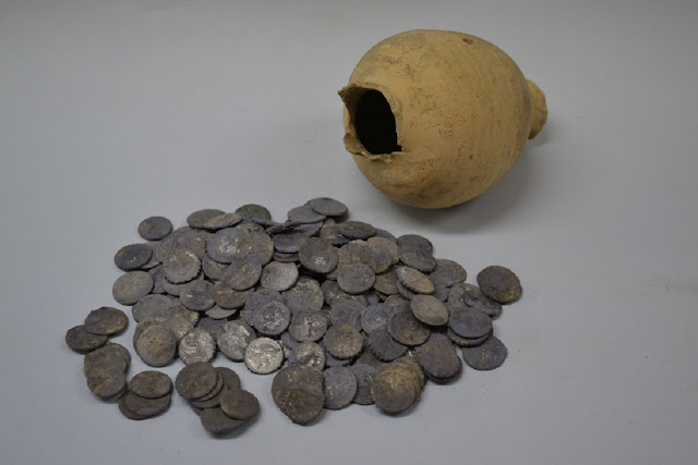 200 silver denarius discovered in Empúries