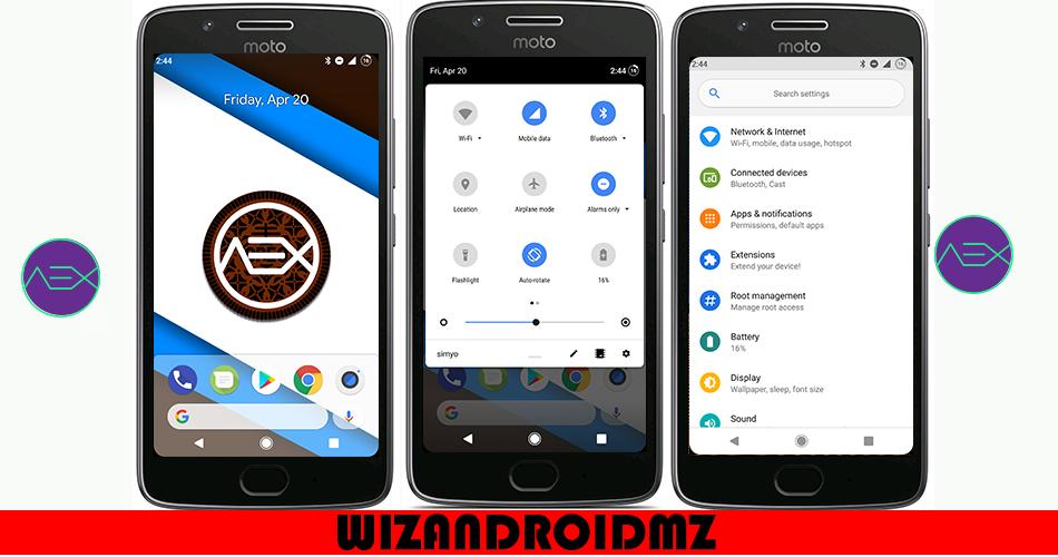 Download E Instale A Rom Arrowos Android 9 0 Pie Para Moto – Fondos