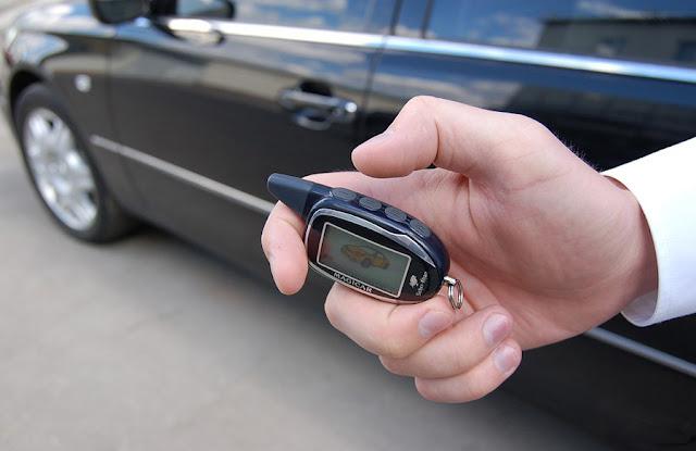 Названы популярные способы угонов автомобилей в России