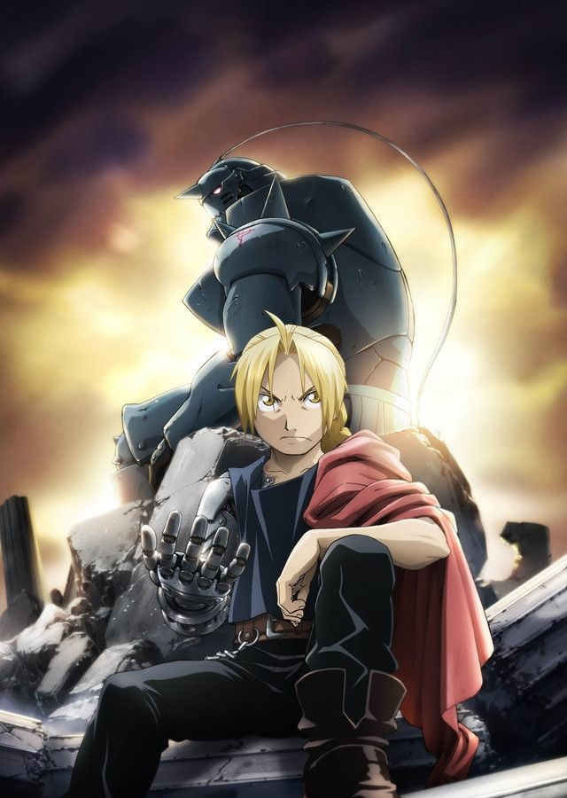 'Fullmetal Alchemist' Announces 2019 Blu-ray Box Set