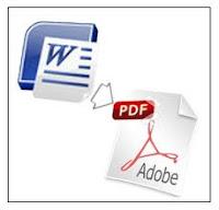 Download free Software Pengubah MS.Word menjadi PDF