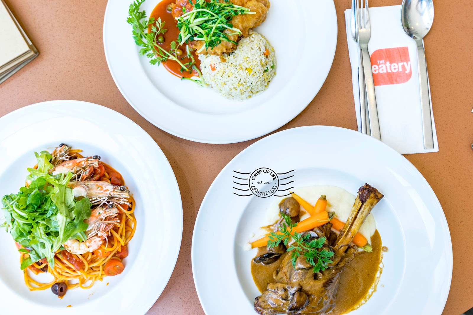 Four Points by Sheraton Penang The Eatery A La Carte Dishes