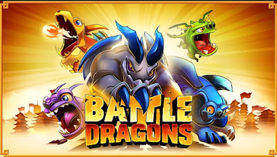 Battle dragons monster for android