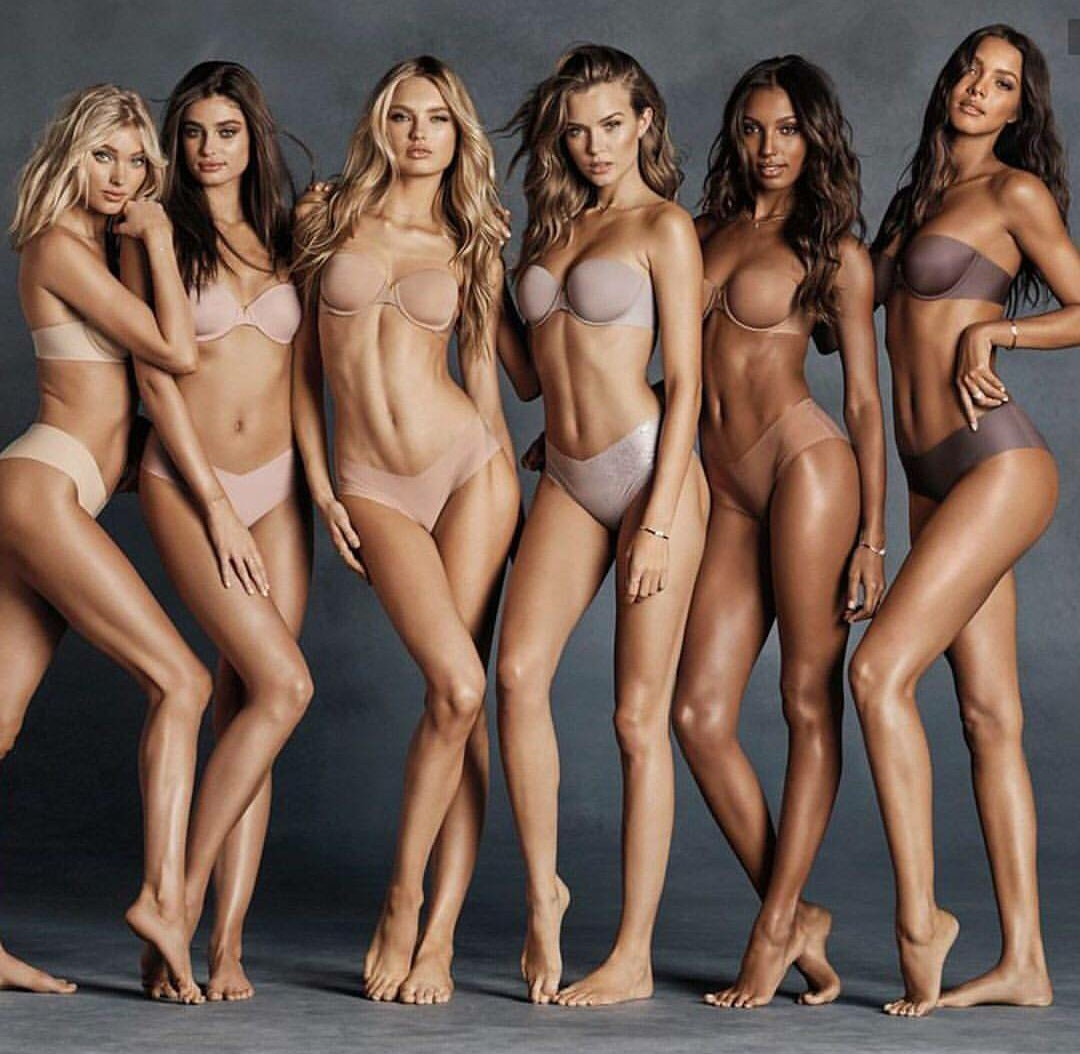 Top super female models nude
