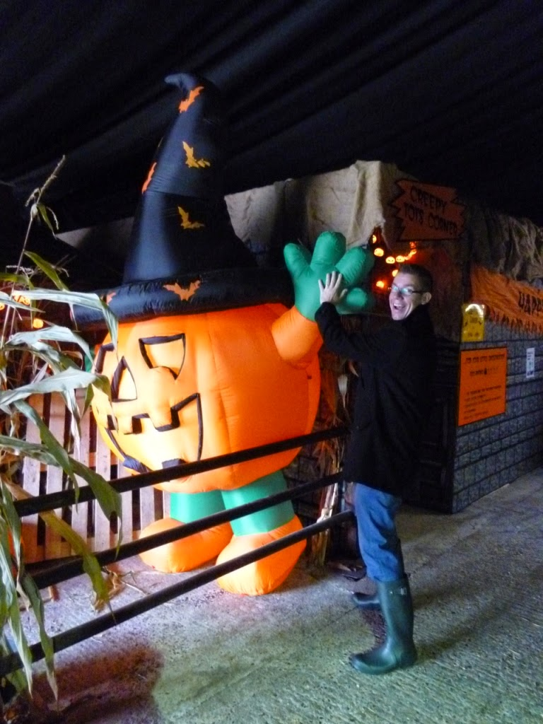 Mead Open Farm's Freaky Fortnight Halloween Event