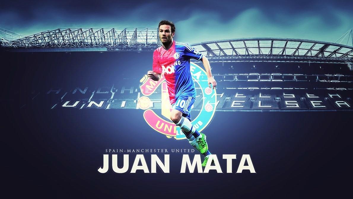 Words Celebrities Wallpapers: Juan Mata Manchester United