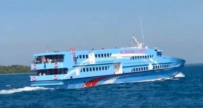 kapal express bahari semarang - karimunjawa