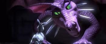 Donkey Dragon Shrek Forever After 2010 animatedfilmreviews.filminspector.com