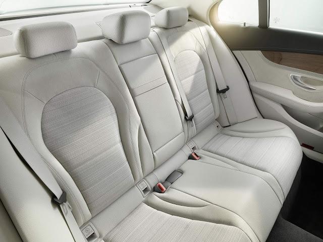 Mercedes-Benz C300 chega ao Brasil - interior