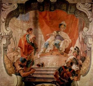 palazzo Casati Dugnani Tiepolo