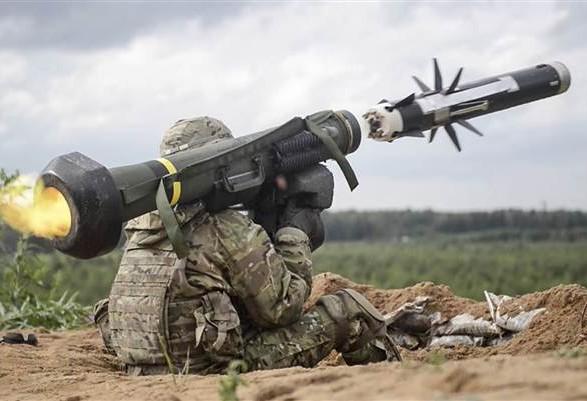 Американські Javelin доставили в Україну