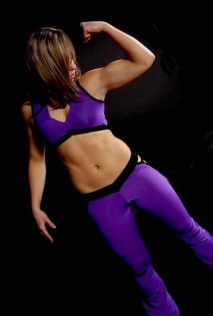 Tiana Ringer - Women Wrestling