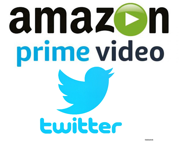 بين جديد امازون وتويتر مجانا AMAZON PRIME VIDEO and twitter 2019/4/22