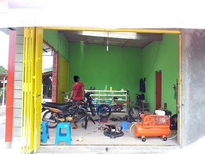 bengkel motor di wonosobo
