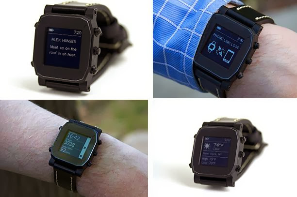 Smart and Innovative Gadget Watches (15) 15