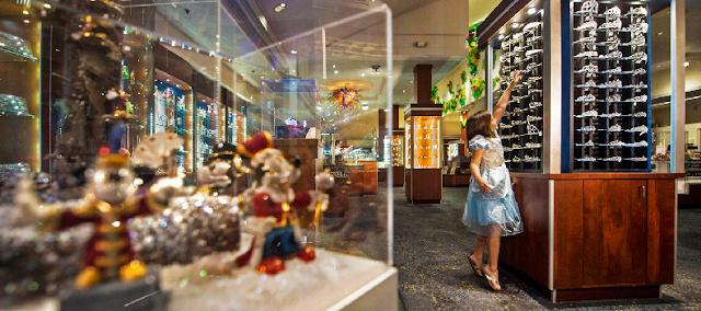 10 locais de compras na Walt Disney World em Orlando