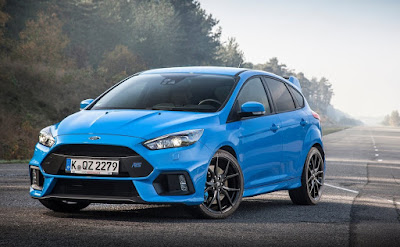 Το νέο Ford Focus RS