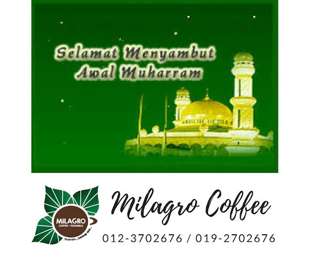 SALAM AWAL MUHARRAM 1439 DARI MILAGRO COFFEE PATAWALI