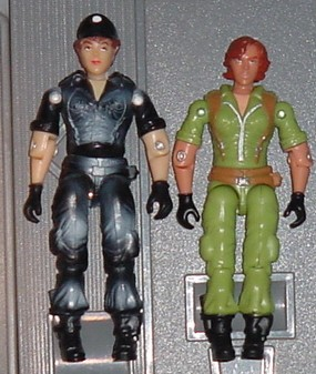 2006 Lady Jaye Comic Pack, 1997 Lady Jaye