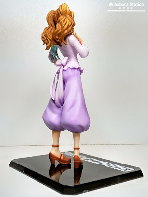 Review de Figuarts ZERO Charlotte Pudding de One Piece - Tamashii Nations