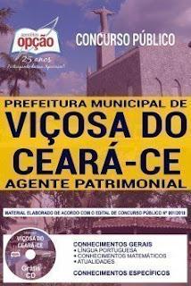 Download Apostila Prefeitura de Viçosa do Ceará 2019 PDF