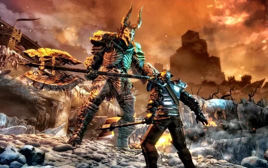 Топ 5. Лучшие игры похожие на Dark Souls на ПК