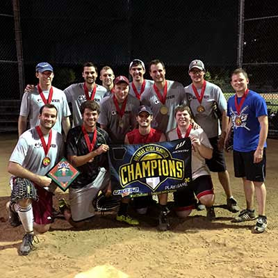 Garver Softball Team Wins Championship