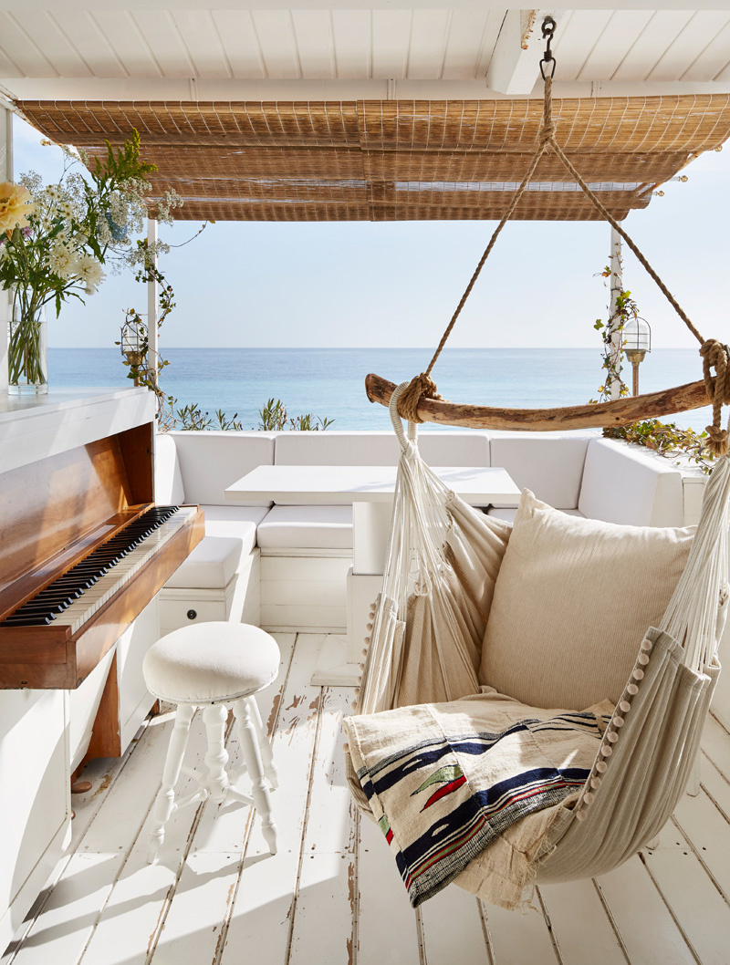Decor inspiration italian beach life a lovely seaside for Beach design