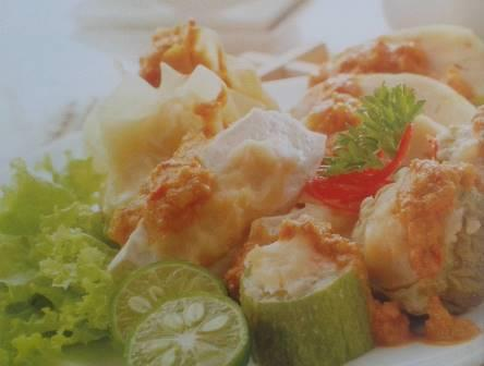 Cara Membuat Siomay Bandung