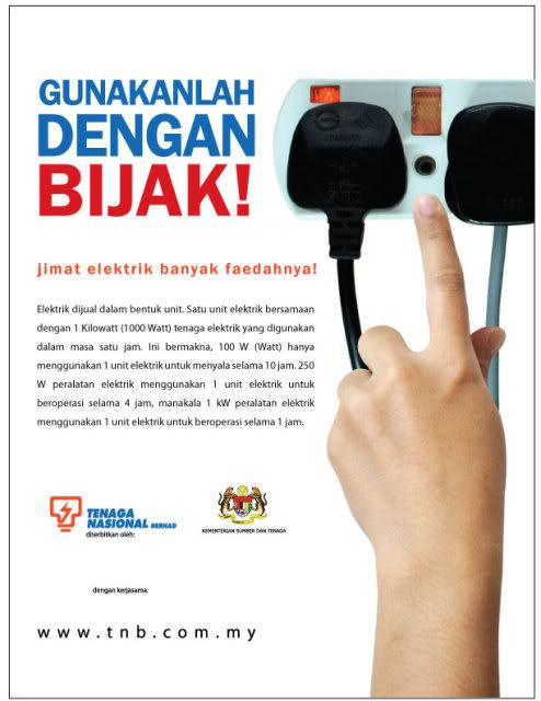 Habit Penggunaan Elektrik