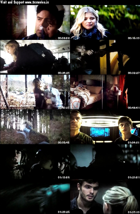 The 5th Wave 2016 English HDTS x264 600mb