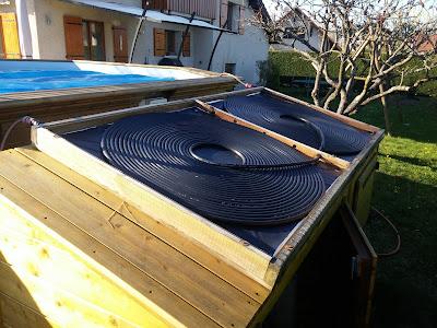 Hivernage et remise en service du panneau chauffe eau solaire pour piscine - Chauffe eau solaire pour piscine ...