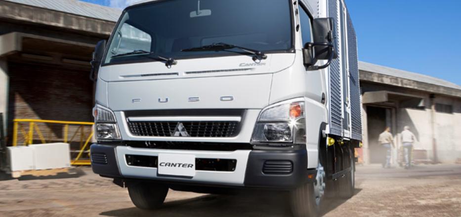 camión de carga liviana
