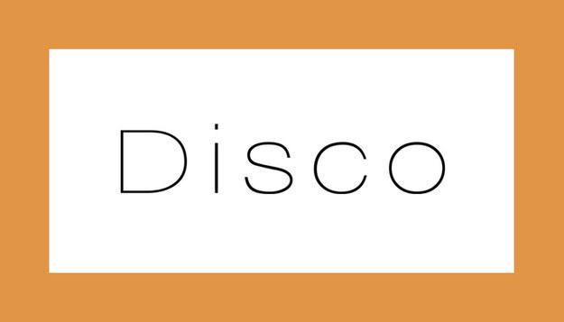 Font Disco Download