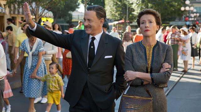 Análise Walt nos Bastidores de Mary Poppins
