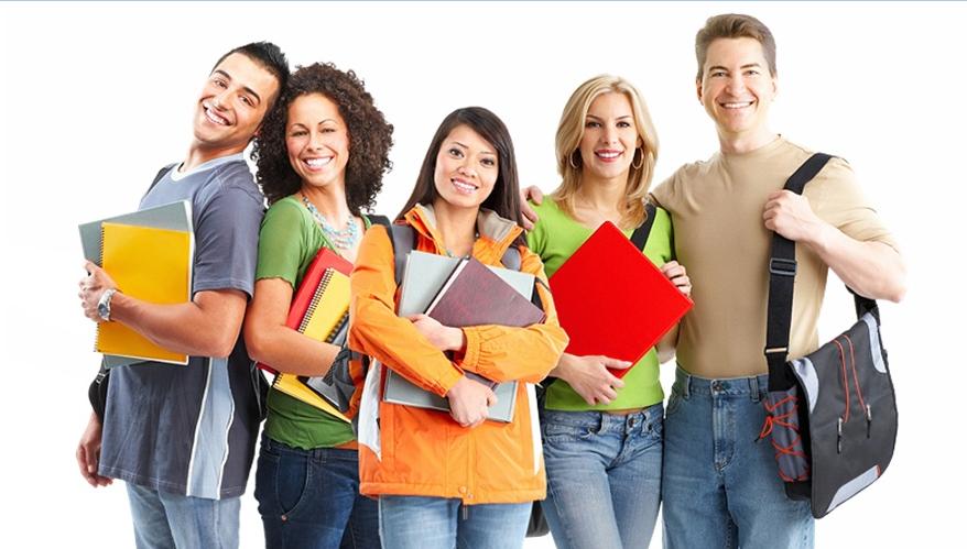 Siguiente trabajo adolescente o estudiante
