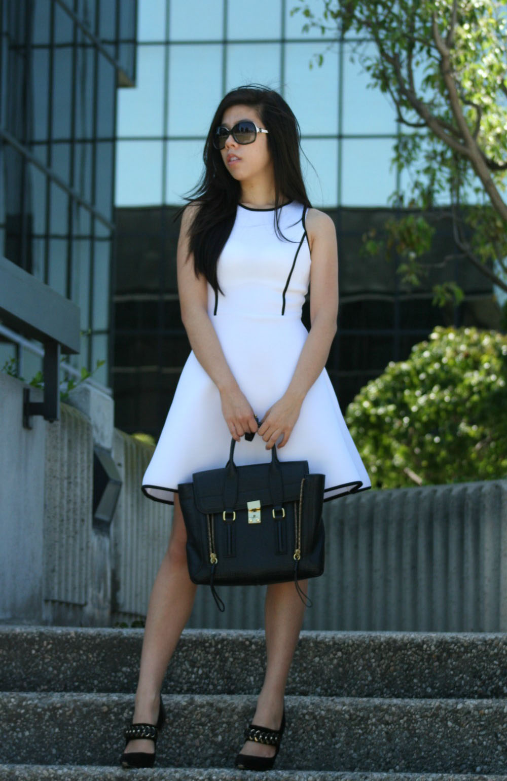 How to Wear a Neoprene Dress