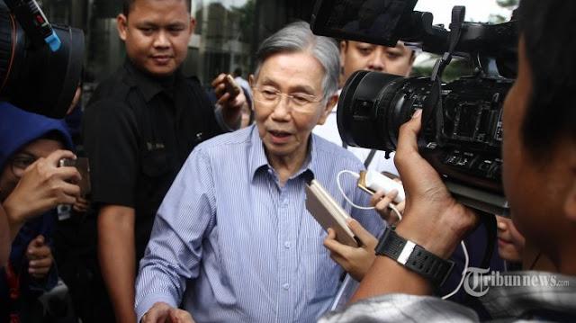 'Serangan' Pertama Kwik ke Kubu Jokowi sejak Bergabung sebagai Penasihat Prabowo-Sandi