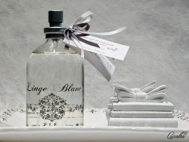 Pillow Mists Linge Blanc