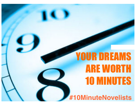 how to write a novel in 20 minutes time