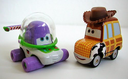 No Lighting Necessary Depiction And Fiction Toys Cars